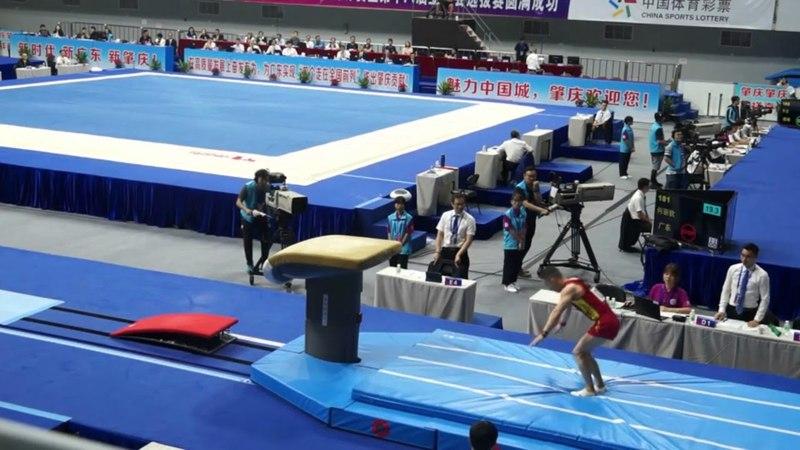 Xiao Ruoteng VT TF 2018 Chinese Nationals
