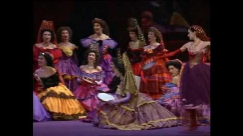 Verdi La Traviata Gypsy and Picadors Chorus Noi siamo zingarelle