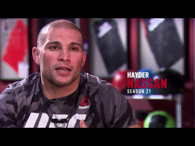 The Ultimate Fighter 25 Hayder Hassan Bonus Clip