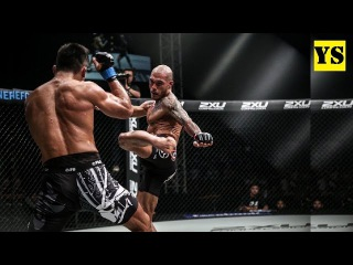 Killer fighters - Roger Huerta Highlights | Yurich SPORT