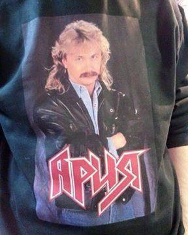Алексей Серов: Heavy Metal Rock 🤘🏻