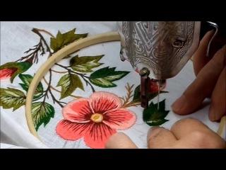 técnicas de bordados embroidery ricamo