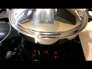 Уникальность сковороды ВОК iCook от Амвей! В наличии