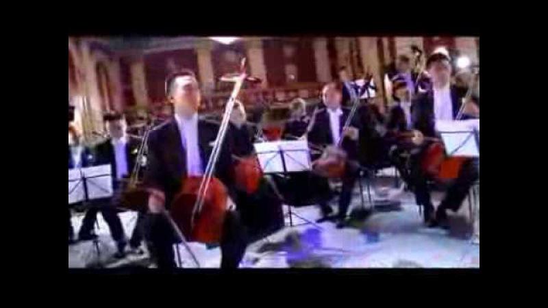 Морин хуурын чуулга Монголия Astor Piazolla Oblivion 2012
