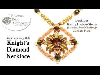 Knight's Diamond Necklace Tutorial