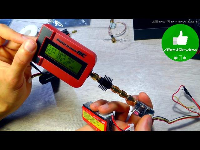 ✔ FPV Передатчики TS5823L 5.8 Ghz 200\600mw. Newfrog.com