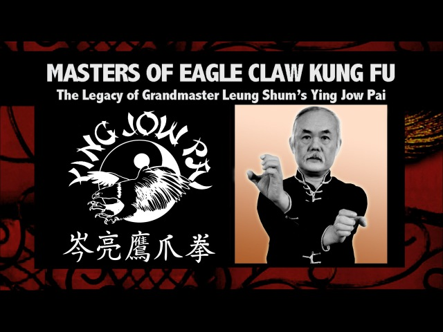 MASTERS OF EAGLE CLAW - The Legacy of Grandmaster Shum