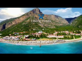 Отель liberty hotels lykia
