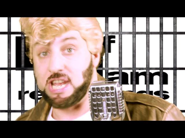 Psycho Les Ba Ba Barz feat R A The Rugged Man Official Music Video