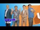 Uzum 1-qism (Avaz Oxun, Zokir Ochildiyev, Abror Baxtiyarovich, O'tkir Muhammadxo'jayev)