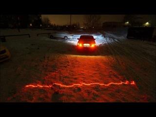 Противотуманный автомобильный лазерный стоп сигнал недорого из Алиэкспресс ре ...