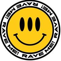 Логотип RAVE ME! PROMO