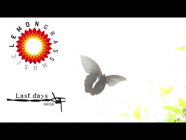 Corrado Saija Last Days album teaser