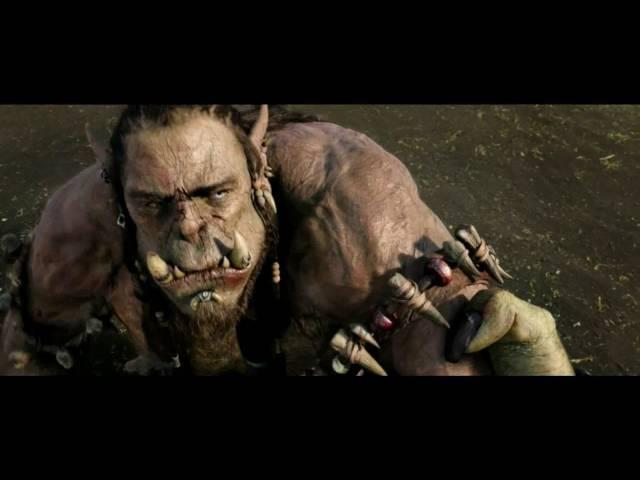 Дуротан против Гул'дан Варкрафт Durotan vs Gul'dan Warcraft
