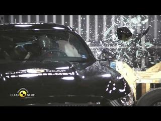 Ford Mustang провалил краш-тест Euro NCAP