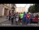 Гешко Цихоцька Ібрагімов Смандич і Ко бігали вулицями Чернівців 17 09 16