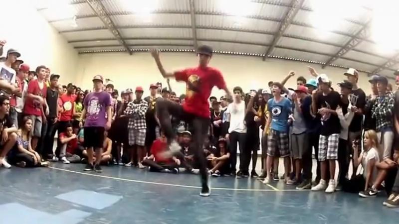 Kinho Abreu [WINS] vs Léo Almeida 2ª Mega Supreme Sensation Bauru (FULL HD)