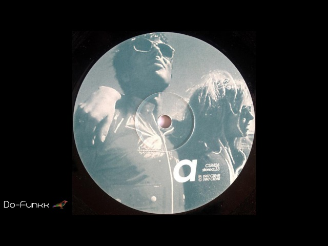 Metamatics - Dope For The Robot [Clear – CLR426]