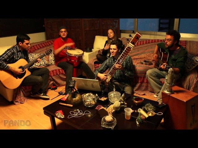 Pando Hard Sun jam session Into the Wild Original by Gordon Peterson HD