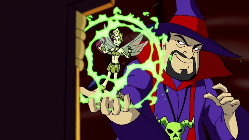 Скуби Ду и Король Гоблинов 2008 Scooby Doo And The Goblin King