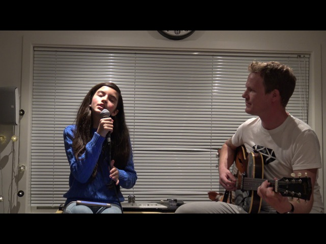 Angelina Jordan Cant Help Falling In Love With You Acoustic