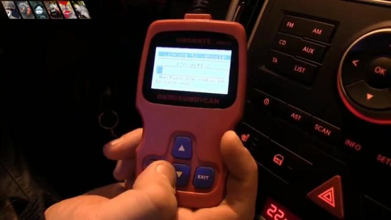 Обзор автосканера OBDMate OM510 OBD2