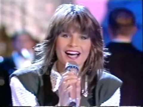 Eurovision 1991 Sweden Carola Fångad av en stormvind