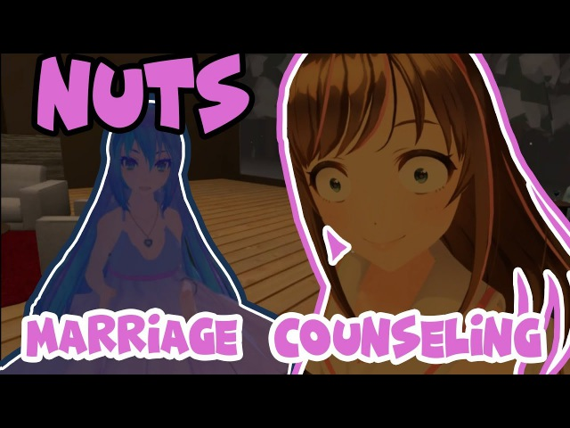 VR Chat - Chipz Nuts Marriage Problems
