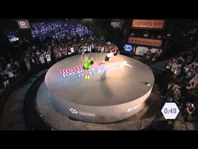 RBSS in Tokio Top16 Tokura vs Oleynik