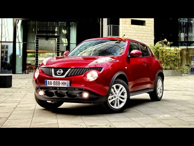 Nissan Juke YF15 '2010 14