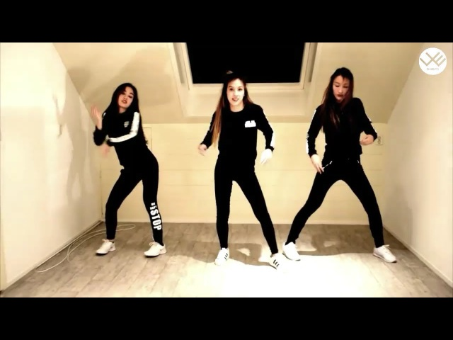DEAMN Sign ♫ Shuffle Dance Cutting Shape Freestyle Music video Tropical House ELEMENTS