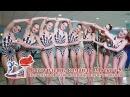 Выступление команды Москва-5 на Первенстве России по синхронному плаванию 2018. г. Чехов
