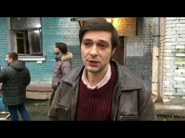 Приветственное слово актера Павла Баршака к ученикам LISART Studios