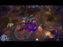 Heroes of the storm 33 mrrrbrul (Джайна лига) jaina gameplay