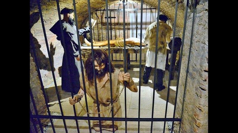 Vizita la Expozitia de Tortura Castelul Corvinilor Hunedoara