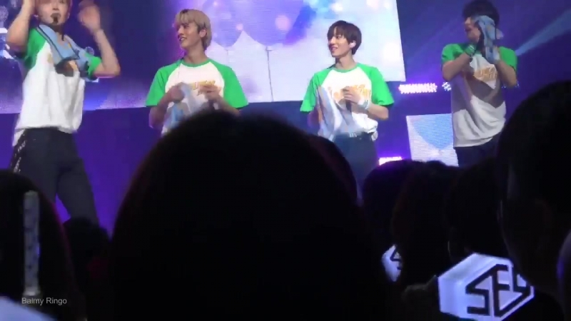 "FANCAM 180530 Ёнбин SF9 Dear Fantasy @ Zepp Tour MAMMA MIA "" in Nagoya"
