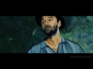 Aidan turner as the boatman in lv