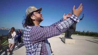 Филипп Киркоров в Португалии - экскурсия на Статую Иисуса (Кришту Рей),