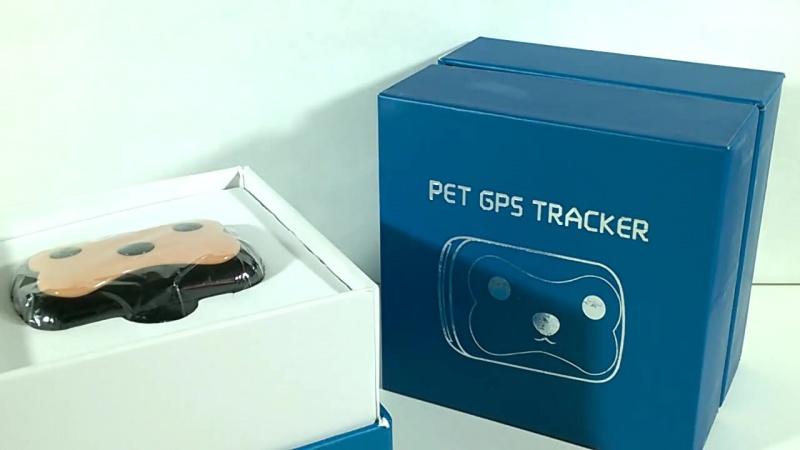 GPS-ошейник для собак и кошек PET GPS tracker