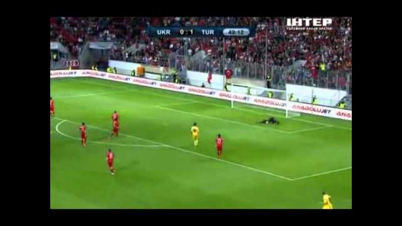 2012. Turkey - Ukraine 2-0