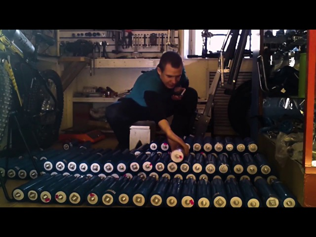 111 литий титанатных аккумуляторов с сайта тинтао.рф