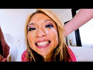 Mia Rider sloppy deepthroating in sloppy head 7 [deep throat deepthroat blowjob blow job jonni darkko 2016 1080 HD]