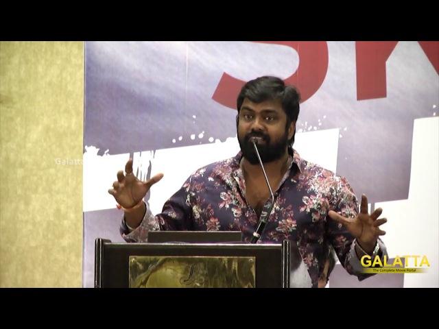Director Vijay Chandar Speech@Sketch Success Meet Full Speech Chiyaan Vikram Tamannaah