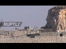 Syria: Arab Army exchanges heavy fire with militants north of Aleppo
