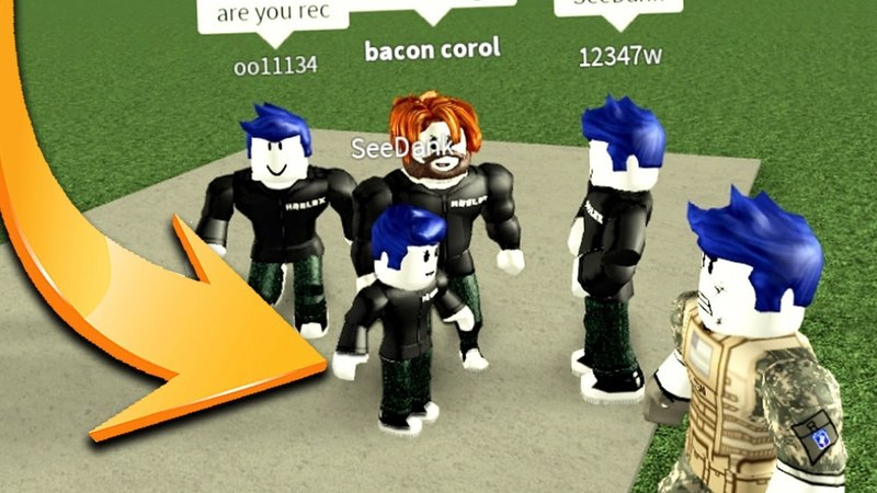 BECOMING THE LAST GUEST IN GUEST WORLD Roblox