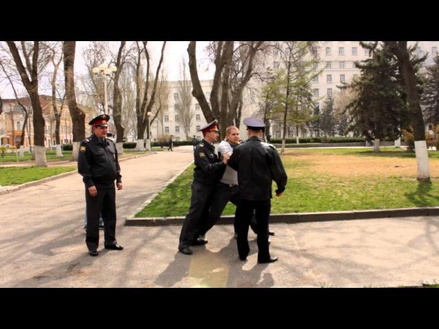 День Русского Гнева в Ростове на Дону