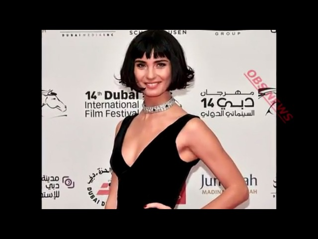 Туба Буйукустун приняла участие в Дубайском кинофестивале в качестве приглашен