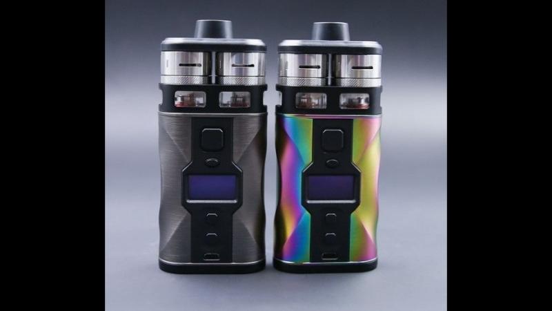 CP Couples Double Barrel Kit l by TeslaCigs l РОЗЫГРЫШ l Alex VapersMD review 🚭