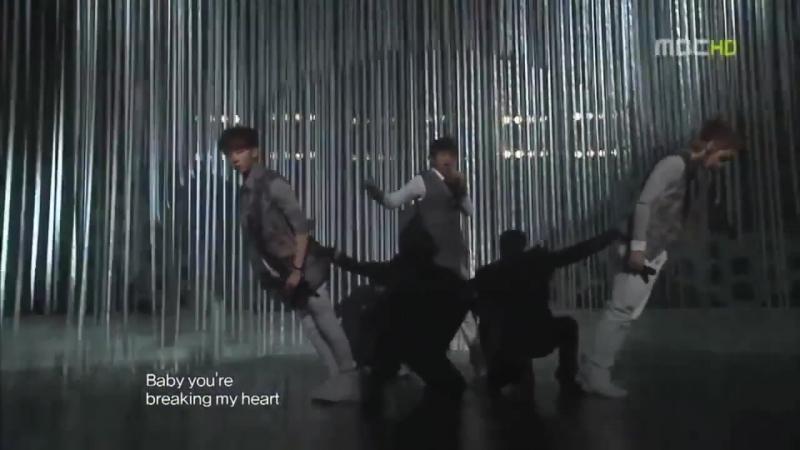 2PM Rain WG MBLAQ 2AM miss A - Best Lives [HD]