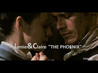 "Outlander J&C ""THE PHOENIX"" 3x01 - 3x06"